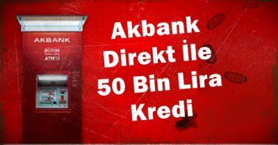 Akbank Kredi Başvurusu, Faizleri ve Kredi Hesaplaması